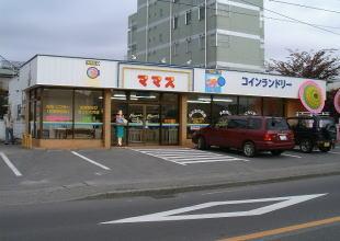コインランドリーママス沼田店 コインランドリー店舗 エレクトロラックス