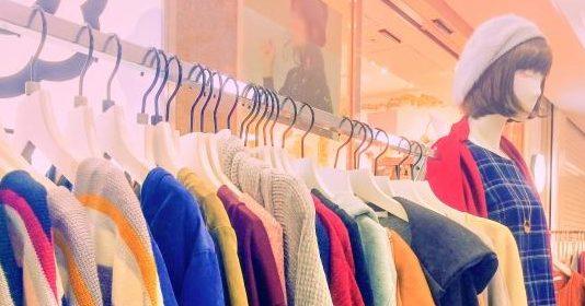衣類のカジュアル化