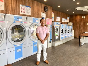 ECO WASH CAFE東大和店